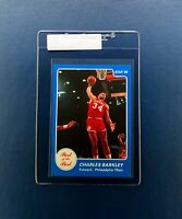 1985-86 Star # 2 of 15 Best of the Best Charles Barkley RC NM-MT or better