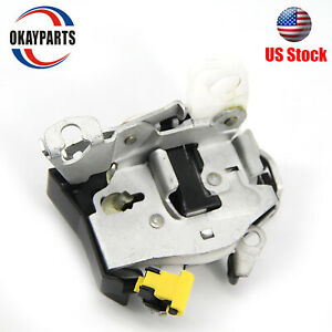 Door Latch Front Left Hand Side for F250 Truck F350 F450 F550 Driver LH Ford