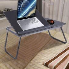 Ajustable Portable Ordinateur Portable Lazy Table Stand Lap Canapé Lit PC Portable Bureau UK