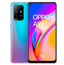 """OPPO A94 5G COSMO BLUE 128GB ROM 8GB RAM DUAL SIM ANDROID DISPLAY 6.43 """""""