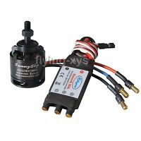 Sunnysky X2212-9 1400KV Brushless Motor & SimonK 30A ESC for Quadcopter DJI F450
