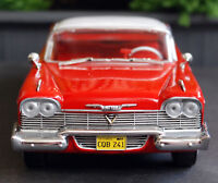 1958 Plymouth Fury Christine 1:24 Greenlight 84071