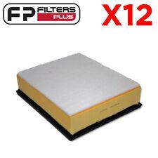 12 x MA1618 Air Filter D-Max & Colorado 3.0L T/Diesel 08 to 12 - WA5095, A1618