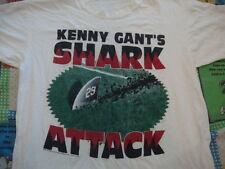 Vintage 90's Kenny Gant's SHARK ATTACK 1993 T Shirt L