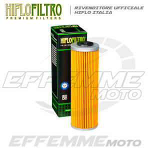 Filtro olio KTM Super Duke 1290 GT 2016 2017 2018 / 2019-2020 (HIFLO HF650)
