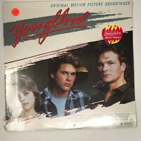 Youngblood Movie Soundtrack LP Vinyl Record Original 1986 - Sealed / New
