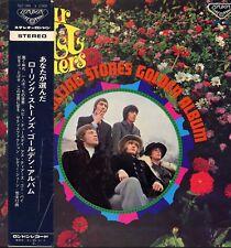 "ROLLING STONES ""YOUR POLL WINNERS"" ORIG JAPAN 1967 OBI/BOOKLET"