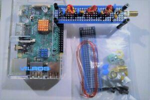 DIY Low Pass Filter Kit (40-10m versions) for Raspberry Pi WSPR Transmitter