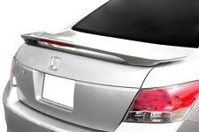 PAINTED 2008 2009 2010 2011 2012 Honda Accord 4DR Spoiler  - Factory Style