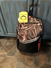 "New!! Evoshield ""Smoke Series"" Camo/Black Baseball Elite Team Backpack!!!"