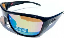 NEW* Oakley SPLIT SHOT BLACK POLARIZED SHALLOW WATER  PRIZM Sunglass 9416-05