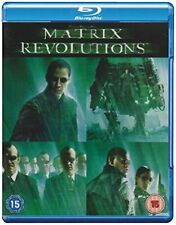 The Matrix Revolutions [Blu-ray] [2003] [Region Free] By Keanu Reeves,Carrie-.