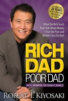 Rich Dad Poor Dad:Rich, Poor, Middle Class, Kids, Parents, Teach, Money, Finance