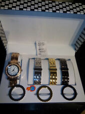 Aluminum Case Round Not Water Resistant Watches