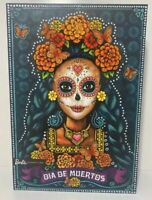 NEW Barbie Dia De Los Muertos (Day of The Dead) Doll IN HAND FREE & FAST SHIP