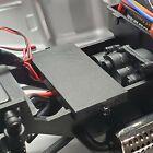 ESC RX Blank Mount Plate for FMS Atlas 6x6 Truck Crawler