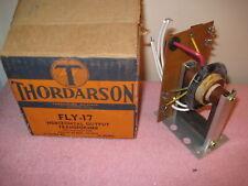 NOS Thordarson FLY 458 Flyback Transformer Vintage TV Old Magnavox High Voltage