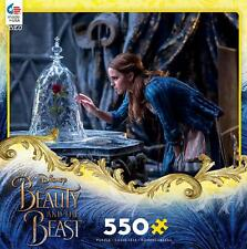 CEACO DISNEY BEAUTY AND THE BEAST JIGSAW PUZZLE THE ROSE 550 PCS #2346-1