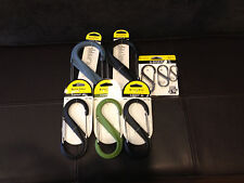 NITE IZE SBINER STORAGE RINGS CARABINER COMBO PACKAGES. 2- # 8 3-# 6 1-# 2,3, 4