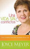 NEW Una Vida Sin Conflictos Pocket Size (Spanish Edition) by Joyce Meyer