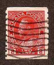 Canada--#127 Used--King George V Coil--1912