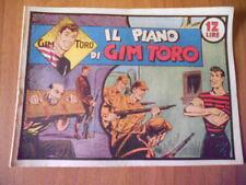 GIM TORO 2° serie (serie rosa) n. 28 (1948)