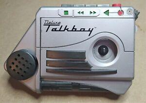 Vintage 1992 Home Alone Deluxe Talkboy Cassette Tape Recorder Tested Works