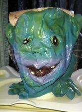 Boglins Halloween Mask!  Ultra RARE!  1987!  Vintage!  With Card!  Vlobb!