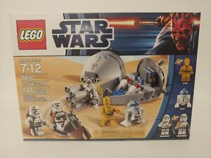 Lego 9490 Star Wars Droid Escape FACTORY SEALED