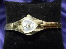 Woman's Milan Watch with Heart Face **Nice** B24-936