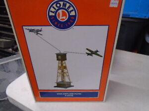 Lionel 6-24108 WWII Airplane Pylon In Box