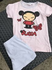 Pyjama Pucca / Taille 8 Ans