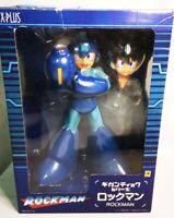 Rockman X-Plus Gigantic PVC Figure - Nintendo Capcom Mega Man Statue RARE