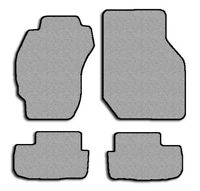 SAAB 900 Convertible 4pc Custom Carpet Floor Mat Set Fits 95-98 Pick your color