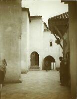 MAGHREB MAROC ALGERIE TUNISIE,Photo Stereo Vintage Plaque Verre VR4L2n3