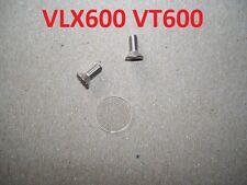 VLX600 VT600 master cylinder sight glass lens window vt