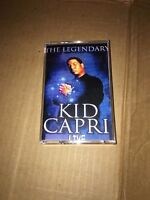 DJ KID CAPRI Live at Harlem House RARE 90s NYC Hip Hop Cassette Mixtape Tape