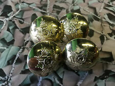 Worcester And Foresters Army Buttons Large