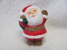 Hallmark Christmas Merry Minis 1995 Waving Santa With Bag - #Qfm829-9