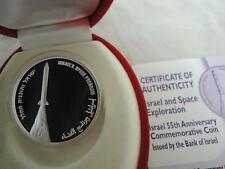 2003 Independence Day Coin Space Exploration,Satellite,Rocket BU Silver +Box+COA