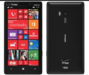 Nokia Lumia Icon 929 -32GB-(Verizon) Unlocked Smartphone Cell Phone (Page Plus)