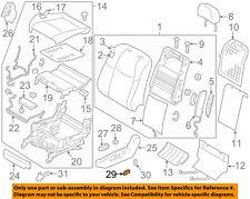 Infiniti NISSAN OEM 11-13 M56 Front Seat-Slide Knob Left 870621MA0B