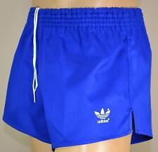 ADIDAS 100% BAUMWOLLE!!!  Vintage Short Sporthose Blau-Gr.:L-6          (917)