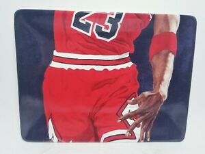 """Michael Jordan 1999 Upper Deck  Plate """"Strong To The Hoop"""" No. 5146A 6x9"""