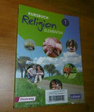 Kursbuch Religion Elementar 1 / Calwer + Diesterweg 2018