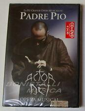 PADRE PIO - OPERA MUSICAL  - Giulio Costa - CD + DVD SIGILLATO