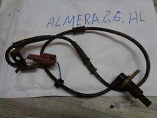 Nissan Almera Tino 2,2  ABS Sensor hinten links (26)