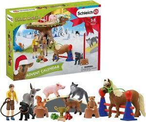 Schleich Farm World Advent Calendar 98063