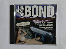Various Artists - The Best Of Bond (Themes From James Bond Films) (CD)