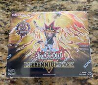 Yugioh Millennium Pack Booster Box 1st Edition Sealed YGO Yu-Gi-Oh Kaiba Exodia